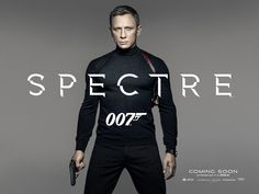 Spectre. Five on Friday - November 6, 2015