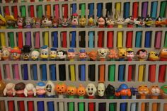 Pez Museum in San Francisco -  First Thursday of every month is a free admission day