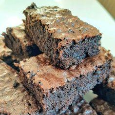 No Bake Brownies, Baking, Food, Kuchen, Bakken, Essen, Meals, Backen, Yemek