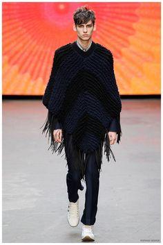 Topman Design Fall/Winter 2015 | London Collections: Men