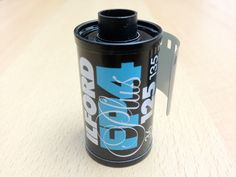 Ilford FP4 Plus. A traditional and lovely black & white emulsion.