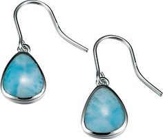 I LOVE larimar - a blue stone that compliments us fair skinned girls better than turquoise!