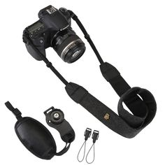 Save on DSLR/SLR Camera Neck Shoulder Belt Strap, Yoption Cotton Canvas Camera Shoulder Strap with Camera Leather Hand Grip Wrist Strap Belt for All DSLR/SLR - Top coupons, promo codes and deals at Couponners 2019 Electronic Deals, Electronic Gifts, Diy Electronics, Electronics Projects, Electronic Workbench, Electronic Engineering, Slr Camera, Cotton Canvas, Coupons
