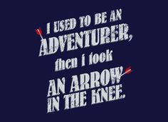 I Used To Be An Adventurer