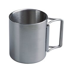 AceCamp 1527 Stainless Steel DoubleWall Cup Silver 10 fl oz ** Check out the image by visiting the link.(This is an Amazon affiliate link and I receive a commission for the sales)