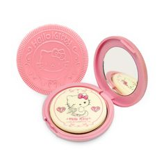 Hello Kitty - TWO WAY POWDER with SPF 25 ^__^