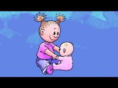 Kleuterliedje bij het thema 'baby' - YouTube New Life, Activities For Kids, Babys, School, Children, Fictional Characters, Logo, Film, Youtube