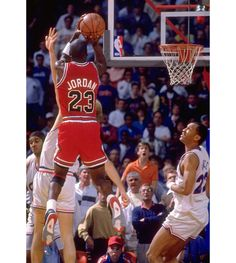 Fotografia de notícias : NBA Playoffs, Chicago Bulls Michael Jordan in. Jordan Bulls, Jordan Basketball, Basketball Legends, Basketball Players, Jordan 23, Basketball Shoes, Jordan Spike, Basketball Court, Bulls Basketball