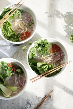 let's make pho | designlovefest | Easy recipe-- keep many of these ingredients on hand
