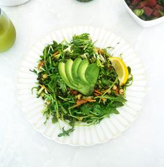 #avocado #healthy #healthysalad