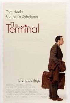 The Terminal (this is such a touching movie)