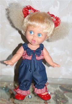 Кукольное королевство Galoob Baby Face Doll / Куклы Galoob Baby Face dolls / Бэйбики. Куклы фото. Одежда для кукол