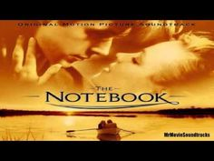 The Notebook (2004)  Original Motion Picture Soundtrack  Music Composed by: Aaron Zigman    Tracks:    01. Main Title  02. Overture  03. Allie Returns  04. Noah's Journey  05. On The Lake  06. Noah's Last Letter  07. Our Love Can Do Miracles