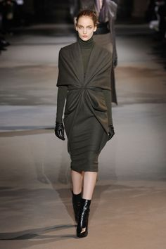 Haider Ackermann Fall 2012 - Old Hollywood.