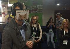Очки виртуальной реальности Oculus Rift могут стать следующей важной платформой для журналистики