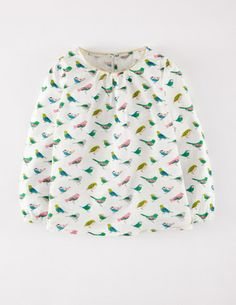 Pretty Printed Top 31784 Woven Tops at Boden