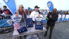 Inside Sochi's biggest sport for spectators: Pin trading