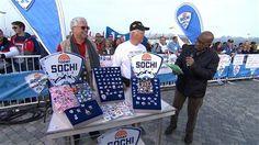 Inside Sochi's biggest sport for spectators: Pin trading