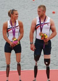 News > Long Row Traveled: Bronze at the 2012 Paralympic Games