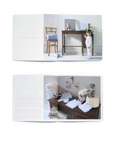 Creatividad y dirección de arte de las fotos de producto para el catálogo de ropita de bebé Babidú.