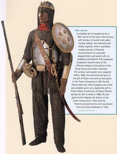 sikh warrior weapons - Google Search