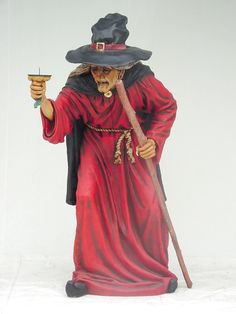 WITCH STANDING JR 1589