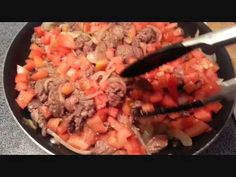 Mexican Style Beef Tips - 7 Weight Watchers Points Plus - YouTube