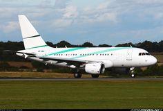 Airbus A318-112 CJ Elite aircraft picture