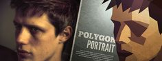 Create a Polygon Portrait Poster Design in 3 Easy Steps using Adobe Illustrator