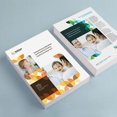 medical insurance newsletter template design by stocklayouts