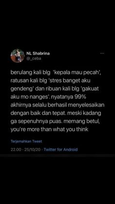 Reminder Quotes, Self Reminder, Mood Quotes, Self Love Quotes, Change Quotes, Great Quotes, Life Lesson Quotes, Life Quotes, Quotes Galau