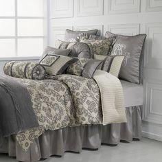 HiEnd Accents Kerrington 4 Piece Comforter Set