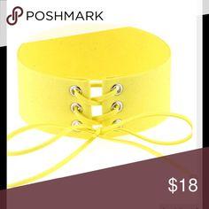 Fashion Lace up Choker Fashion Lace up Choker Jewelry Necklaces