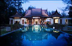 Best luxury villas worlwide | Banyan Tree Phuket Thailand | Summer destinations 2013