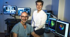 Our researchers are advancing targeted radiation treatments for prostate cancer