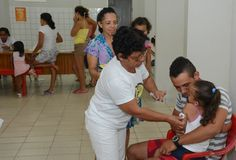 Prefeitura de Boa Vista promove vacinação contra sarampo e poliomielite #pmbv #prefeituraboavista #roraima #saude #boavista