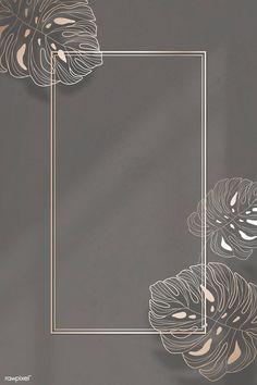 Framed Wallpaper, Flower Background Wallpaper, Leaf Background, Flower Backgrounds, Pattern Background, Textured Background, Wallpaper Backgrounds, Fond Design, Printable Images