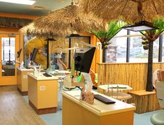 This office makes a trip to the dentist a mini-vacation! #dentists