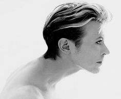 David Bowie by Kate Garner, 1995 #90s #this boi is 50 yrs OLD! gooooo