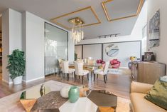 Showroom, Oversized Mirror, Elegant, Luxury, Interior, Furniture, Home Decor, Classy, Decoration Home