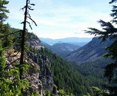 Mount Rainier National Park in Ashford, WA