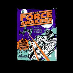 The Force Trading Cards