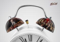 McCafé: Alarm Clock, 2 | Ads of the World™