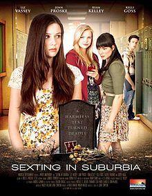 4 stars ==> #13 of 50 = Sexting in Surburbia [2012] -- Lifetime TV movie