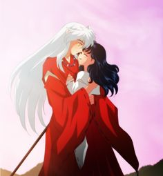 Inuyasha Kagome Anime Bilder Lustige Bilder Mangaliebe Anime Liebe Anime Romantisch