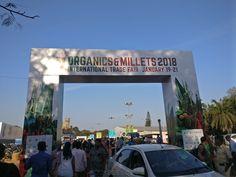 Organics and Millets 2018 - International Trade Fair