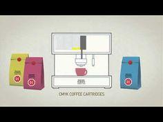 """""""Imprime"""" tu café desde tu computadora"""