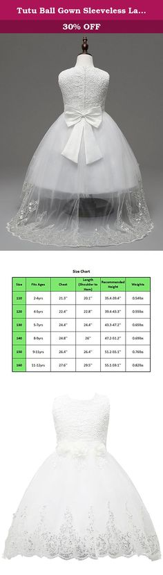 3800c44d8f441 Tutu Ball Gown Sleeveless Lace Court Train Zipper Flower Girl Dresses Kids  Pageant. Are you