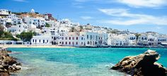 7.Greece Greece is a place i would love to go to as they have beautiful seneries.