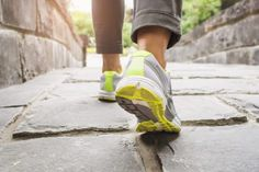 5 Benefits of Walking 30 Minutes a Day (and how to get started) - BioTrust - Taking a walk may seem like a necessity, but not a workout. But did you know there are 5 amazing health benefits of walking just 30 minutes daily? Lose 50 Pounds, 20 Pounds, 10000 Steps A Day, Health Benefits Of Walking, My Fitness Pal, Fitness Tips, Fitness Workouts, Nordic Walking, Walking Exercise
